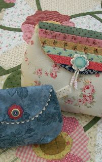 Knot Garden: Buttons, Beads and Fabric