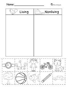 Free Preschool, Preschool Science, Toddler Preschool, Kindergarten Homeschool Curriculum, Kindergarten Worksheets, Earth Day Worksheets, Letter Writing Worksheets, Science Lessons, Science Experiments