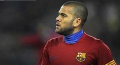 Dani Alves con fractura se pierde la final de la Copa del rey