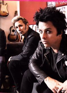 Oct 8 2016 - (World Exclusive! Billie Joe Armstrong, Neil Armstrong, Green Day Billie Joe, Hello Green, Jason White, American Idiot, Mtv Video Music Award, Billboard Music Awards, Panic! At The Disco