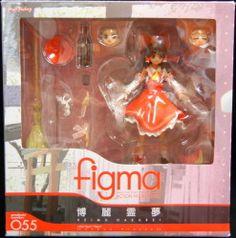 マックスファクトリー figma 東方プロジェクト055博麗霊夢