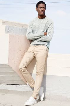 Off-Duty Ease | H&M For Men
