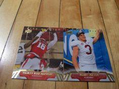 Vinnie Sunseri Stanley Jean Baptiste 2014 Upper Deck Saints Draft Pick Card Lot | eBay