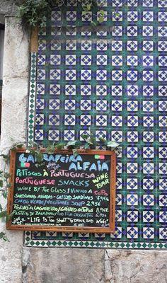 4 Tage Lissabon: Ausgehen im Viertel Bairro Alto