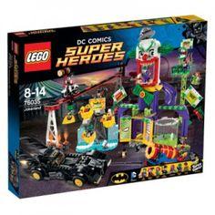 LEGO DC Comics Super Heroes 76035 Jokerland