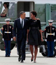 Our President Barack Obama and Lady Michelle Obama. First Black President, Our President, Black Presidents, American Presidents, American History, American Pride, American Women, Joe Biden, Durham