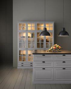 Traditionelt køkken - BODBYN serien - IKEA
