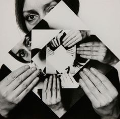 Dora Maurer - Sept Rotations 1–6, 1979.