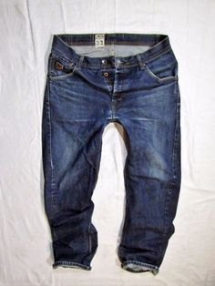 mens jeans  Volcom super wash baggy style W31 #Volcom #BaggyLoose