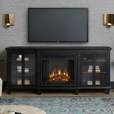8 Best Electric Fireplace Entertainment Center Images Electric