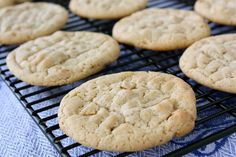 FBI Butter Cookies -