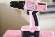pink tools