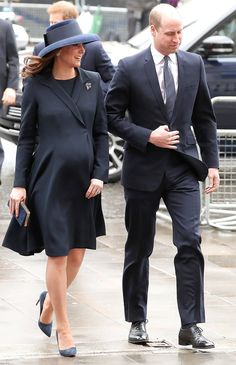 Meghan Markle and Kate Middleton Wear Hats to Church with Queen | PEOPLE.com
