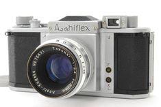 【EXC+++】ASAHIFLEX IIB MODEL I W/ Asahi Kougaku Takumar 58mm f/2.4 from Japan 699 #PENTAX