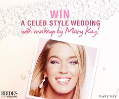 Mary Kay's Calling all brides! Enter now for a chance to win a celeb-style #BridesLiveWedding! #MaryKay http://expi.co/0GoDu