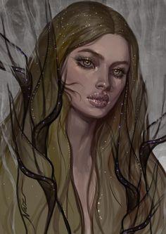 Kate  Commission by Nazanin Nemati on ArtStation.