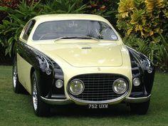 """Ferrari 212 Inter Vignale """"Bumblebee"""""""