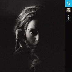 """Adele's latest single says """"Hello"""" to the Billboard Hot top spot. 1 might seem passe in light of all the other records Adele has broken in jus. Adele Songs, Adele Hello Lyrics, Adele Adkins, Adele 25, Adele New Album, Adele Albums, Adele Live, Top Albums, Video Clip"""