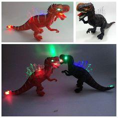 17 ''Bambini Preferita Regalo Suono Lampeggiante In Movimento Elettronico Dinosauro Giocattoli Per Bambini Giocattoli Regalo Dei Bambini Del Bambino del capretto Giocattolo