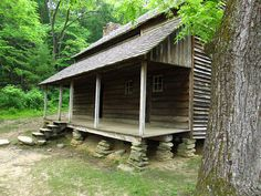 Tipton Place, Cades Cove, Great Smoky Mountains National Park, Tennessee by Ken Lund, via Flickr