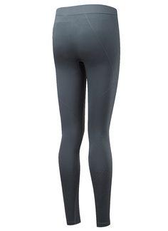 Striders Edge E-Panel Tight - Crag Grey w/Black | Tights | Leggings | Back