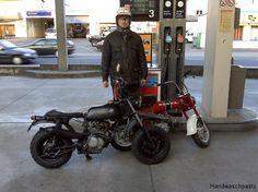 Honda cy50