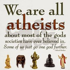 """""""I am against religion because it teaches us to be satisfied with not understanding the world.""""   """"Religion teaches the dangerous nonsense that death is not the end."""""""