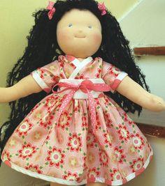 Sweet doll dress ... :)