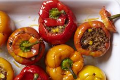 Recipe: Southwestern Quinoa Stuffed Peppers — Farmstand Freestyle