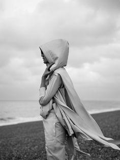 visual optimism; fashion editorials, shows, campaigns & more!: saskia de brauw by annemarieke van drimmelen for interview germany april 2015