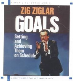 Goals: Setting and Achieving Them on Schedule
