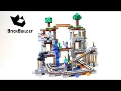 VIDEO : lego minecraft 21118 the mine - lego speed build - do you want to see moredo you want to see morelegospeed build videos from brickbu. Lego Minecraft, Minecraft Video Games, How To Play Minecraft, Brick Building, Lego Brick, Lego Sets, Youtube, Best Gifts, Fun