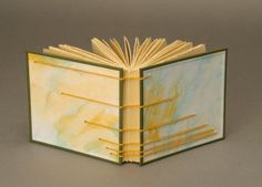 gorgeous book binding -- etsy