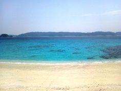 ON THE BEACH@ZAMAMIJIMA,OKINAWA