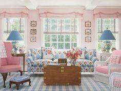Girly living room <3