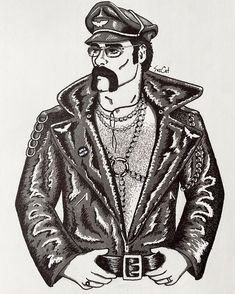 Call him Mister Eagle 🖤🦅🙏🏻🖤 - Original Glenn Hughes Village People Art by Village People, People Art, Indie, Original Art, Eagle, The Originals, Sexy, Fictional Characters, Eagles