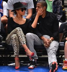 Celebrity Couples | Beyonce and Jay-Z