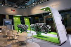 exhibition concept for engine manufacturer - Google Search