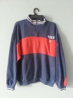 ca9fb520cb20 RAREAuthentic NIKE Jacket   Sweater  Nike Sports Chaqueta Nike