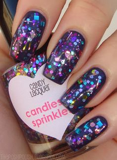 Candy Lacquer: Candies & Sprinkles