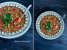 Soupe Harira / Maroccan soup Harira! emiliemurmure.com