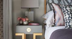 The six design secrets to know to master the art of bedside table styling.