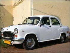"The Ambassador: 'The King of Indian Roads"" #Cars #Ambassador #India"