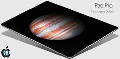 El iPad Pro podrá reservarse el miércoles, llegará el día 16 - http://www.actualidadiphone.com/el-ipad-pro-podra-reservarse-el-miercoles-llegara-el-dia-16/