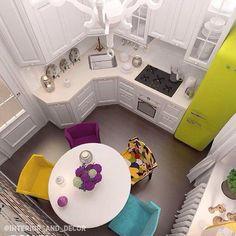 «Интерьер кухни »