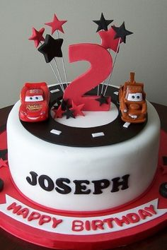 Disney Cars Cake Ideas (68 photos) | More Cake IdeasMore Cake Ideas