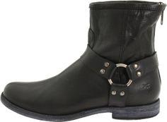 Amazon.com: FRYE Women's Phillip Harness Boot: Shoes