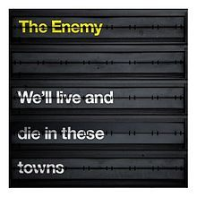 The Enemy's debut album was showcased at The Forum London on 29 May 2007.  The boys from Coventry gave such a rip roaring performance.  I became an instant fan.