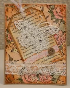 HYCCT1510 Shabby Chic Tag by Shoe Girl - Cards and Paper Crafts at Splitcoaststampers