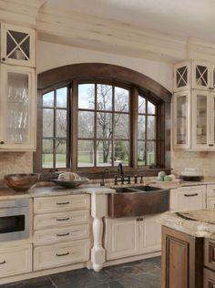 07 Stunning Farmhouse Kithen Remodel Ideas